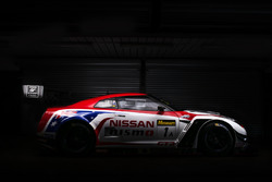 Nissan Motorsport livery launch