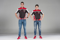 WSBK Foto - Michael Ruben Rinaldi e Leandro Mercado, Aruba.it Ducati SuperStock 1000 Junior Team