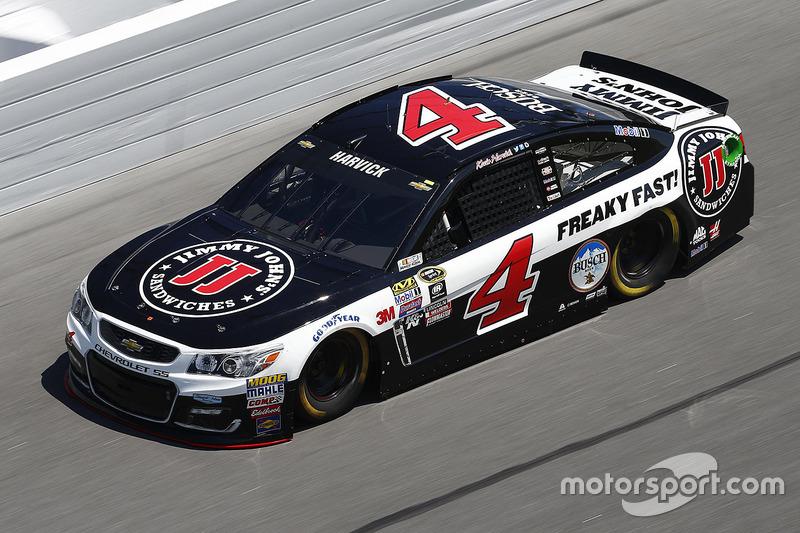 Startplatz 9: Kevin Harvick (Stewart/Haas-Chevrolet)