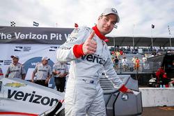 Poleposition für Will Power, Team Penske Chevrolet