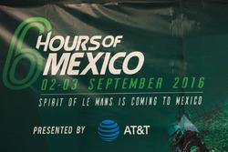 Logo, 6 Stunden von Méxiko