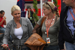 Corina Schumacher, Corinna, Wife of Michael Schumacher