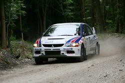 Guy Wilks, 2008 Mitsubishi Lancer Evo IX