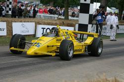 Tom Sneva, 1986 March Cosworth 86C