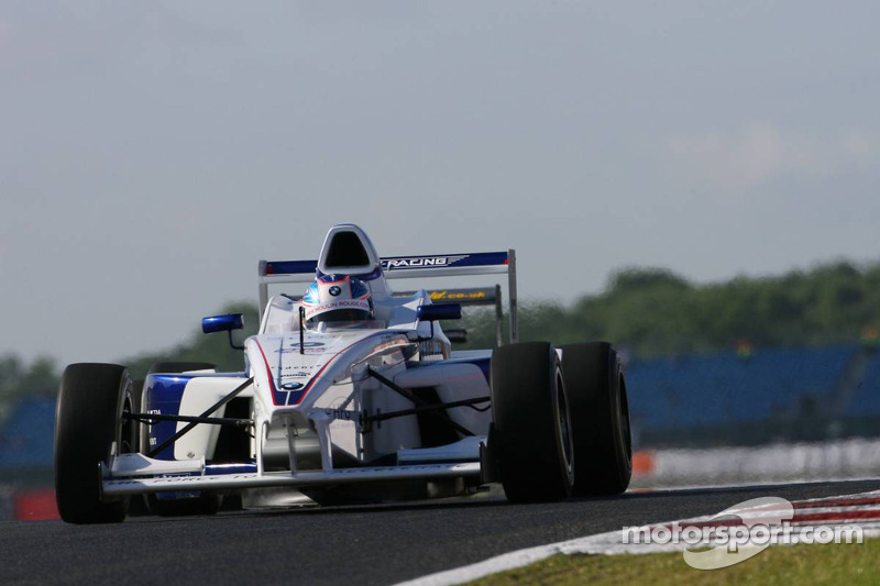 Adrien Tambay, Eifelland Racing