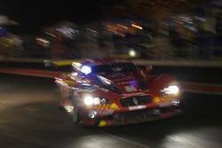 Pit stop for #101 Belgian Racing Gillet Vertigo: Bas Leinders, Renaud Kuppens, Maxime Martin