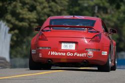 #140 SG-Motorsport Nissan 350Z: Sasha Anis, Malcolm Strachan