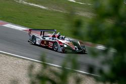 #1 Audi Sport Team Joest Audi R10 TDI: Rinaldo Capello, Allan McNish