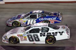 Brad Keselowski and Greg Biffle