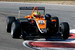 Henkie Waldschmidt, SG Formula Dallara-Mercedes