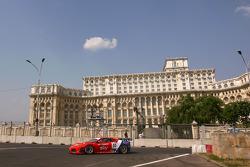#55 CR Scuderia Ferrari 430: Chris Niarchos, Tim Mullen