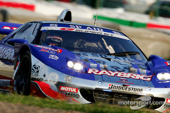 #100 Raybrig NSX: Yuji Ide, Shinya Hosokawa, Kosuke Matsuura