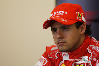 Post-race press conference: second place Felipe Massa