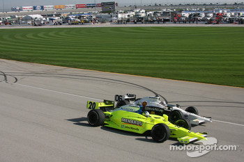 Ed Carpenter and Graham Rahal