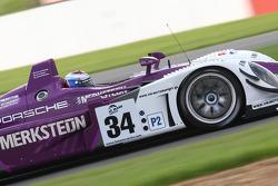 #34 Van Merksteijn Motorsport Porsche RS -Spyder: Jos Verstappen, Peter Van Merksteijn