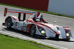 #27 Horag Racing Porsche RS Spyder: Jan Lammers, Didier Theys, Fredy Lienhard