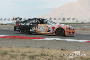 #53 Playboy Racing BMW M6: Mike Borkowski, Tommy Constantine, Anthony Lazzaro