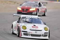 #88 Farnbacher Loles Racing Porsche GT3: Steve Johnson, Dave Lacey
