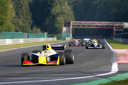 2nd lap at Les Combes: Walter Colacino (I) Scuderia Grifo Corse, IRL G-Force Chevy 3.5 V8