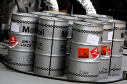 McLaren Mercedes, Race Fuel