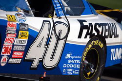 Fastenal Dodge sits on pit road