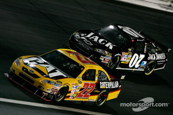 Dave Blaney and Clint Bowyer