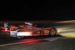 #1 Audi Sport North America Audi R10 TDI: Emanuele Pirro, Rinaldo Capello, Allan McNish