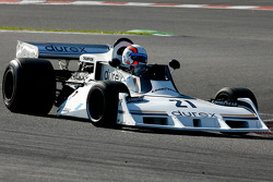 Anthony Hancock, Surtees TS19, 1976-77