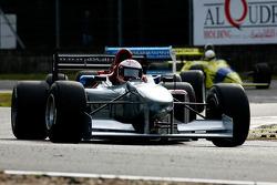 #2 Pierre Schroder, Benetton B197, #13 Phillip Keen, Benetton B194, #31 Henk De Boer,Coloni FC188