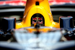 A detail of the RB4 of David Coulthard