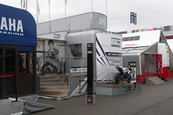 JiR Team Scot Honda paddock hospitality