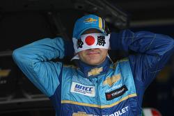 Nicola Larini, Chevrolet, Chevrole Lacetti