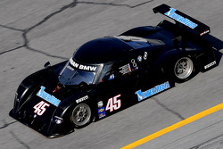 #45 Orbit Racing BMW Riley: Leo Hindery Jr., Darren Manning, Kyle Petty, Michael Riolo, Lawrence Stroll