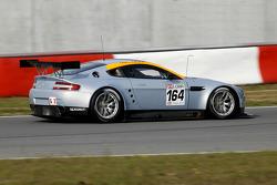 #164 Aston Martin Racing Aston Martin Vantage V8: Stefan Mücke, Tomas Enge