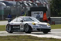 #60 Prospeed Competition Porsche 997 GT3 RSR: Marc Lieb, Markus Palttala