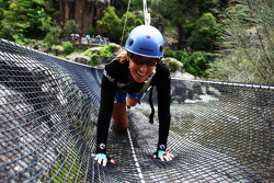Launceston, Australia: Jacinta Worland of Team Telstra Next G in action
