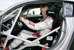 Frank Biela in the Audi R8 LMS