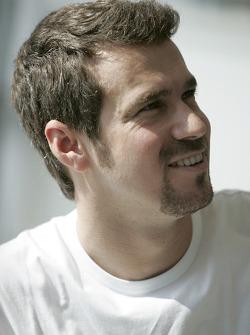 Tiago Monteiro, Team Manger of Ocean Racing Technology