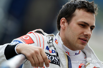 Gary Paffett, Test Driver, McLaren Mercedes