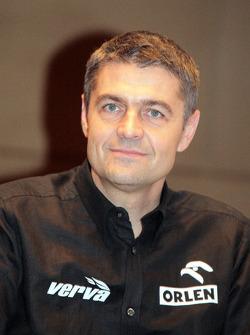 Orlen Team media presentation: Krzysztof Holowczyc