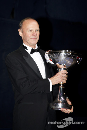 FIA World Rally manufacturer champion Olivier Quesnel, Citroën