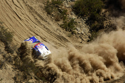 #308 Volkswagen Touareg: Mark Miller and Ralph Pitchford