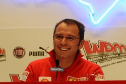 Press conference: Stefano Domenicali, Ferrari