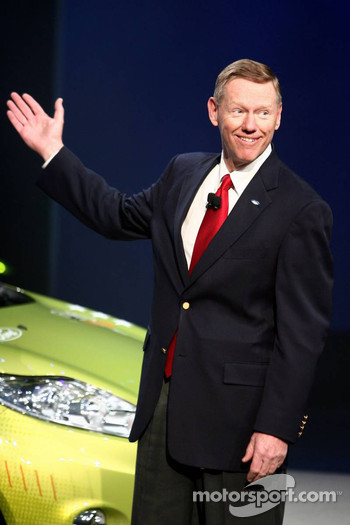 Alan Mulally President and chief executive officer of Ford Motor Company