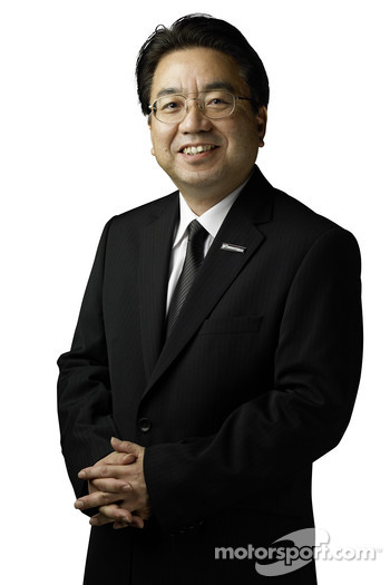 Yoshiaki Kinoshita, Executive Vice President