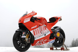 The new Ducati Desmosedici GP9
