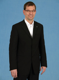 Markus Duesmann, Head of Powertrain BMW Sauber F1 Team