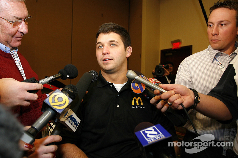 Reed Sorenson talks about taking over the No. 43 ride at Richard Petty Motorsports