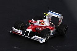 Timo Glock, Toyota F1 Team, TF109