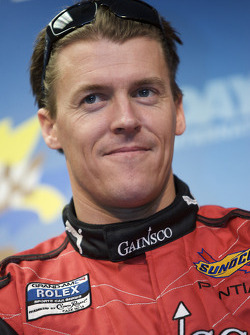 GAINSCO Bob Stallings Racing press conference: Alex Gurney